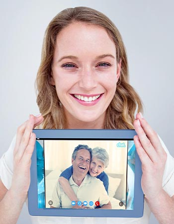 family and physician telehealth visits